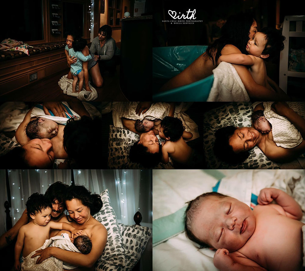 Santa Cruz Birth Photography