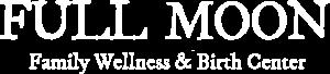 Full Moon Family Wellness and Birth Center Logo